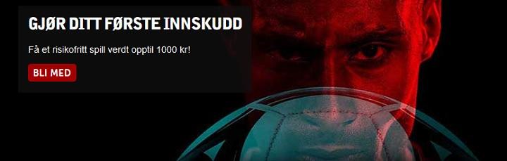 Beste Norske Oddsbonus 2019