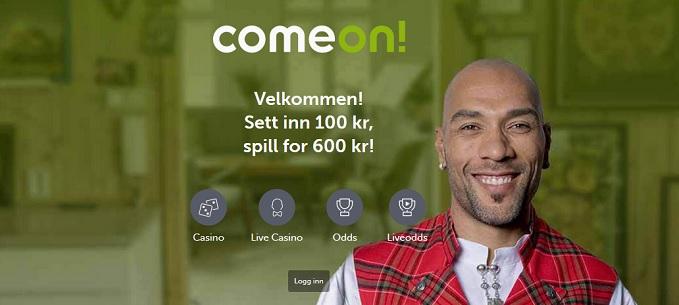 ComeOn oddsbonus